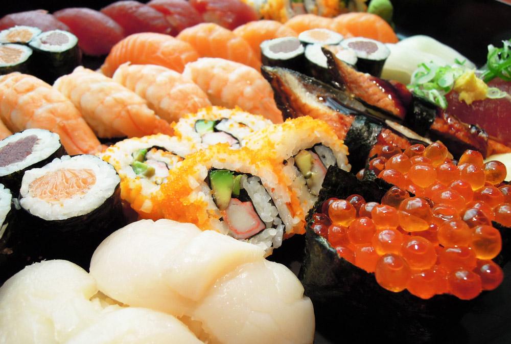 Captain Sushi キャプテン寿司